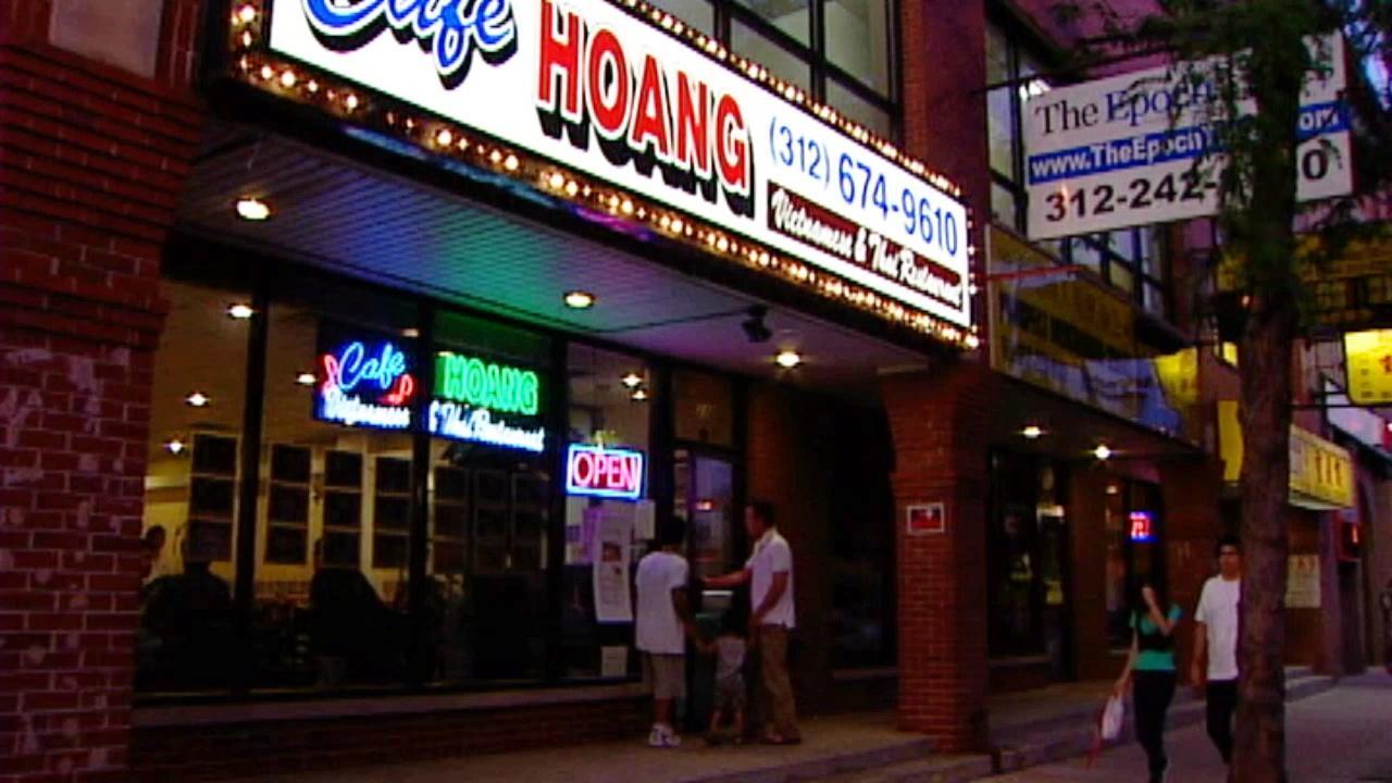 Cafe Hoang Argyle Chicago