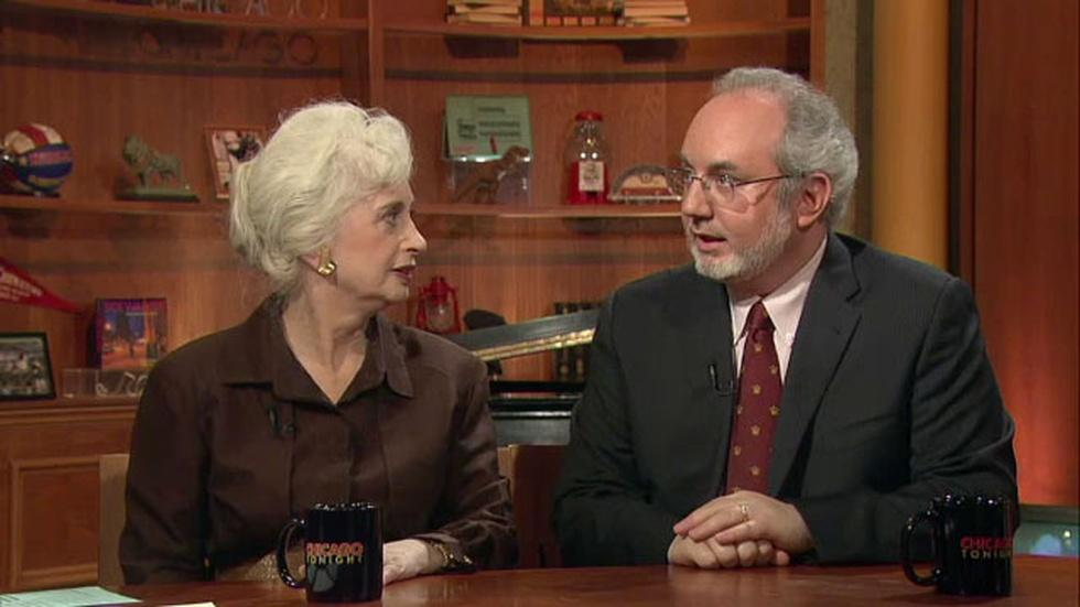 Web Extra: Miss Manners & Son image