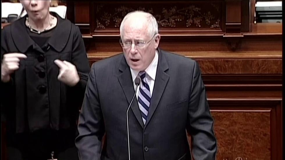 Gov. Quinn Delivers State of the State image