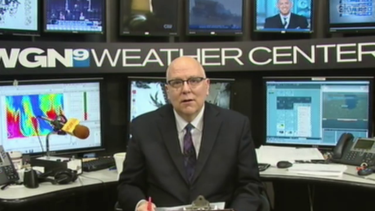 Video: Tom Skilling on Chicago Snow | Watch Chicago ...