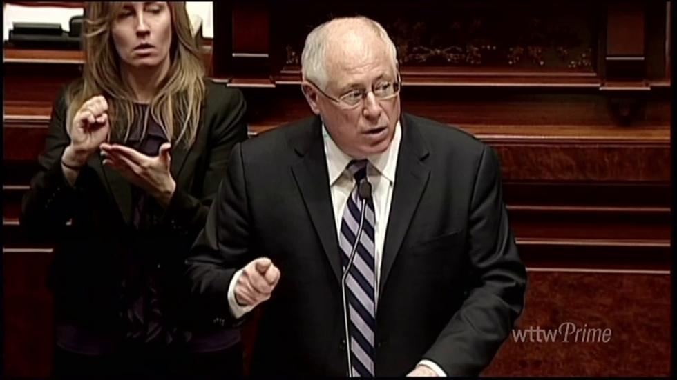 Gov. Quinn Delivers 2015 Budget Address image