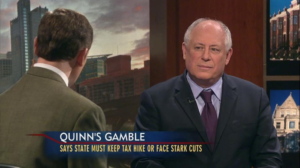Gov. Quinn on 2015 Budget image
