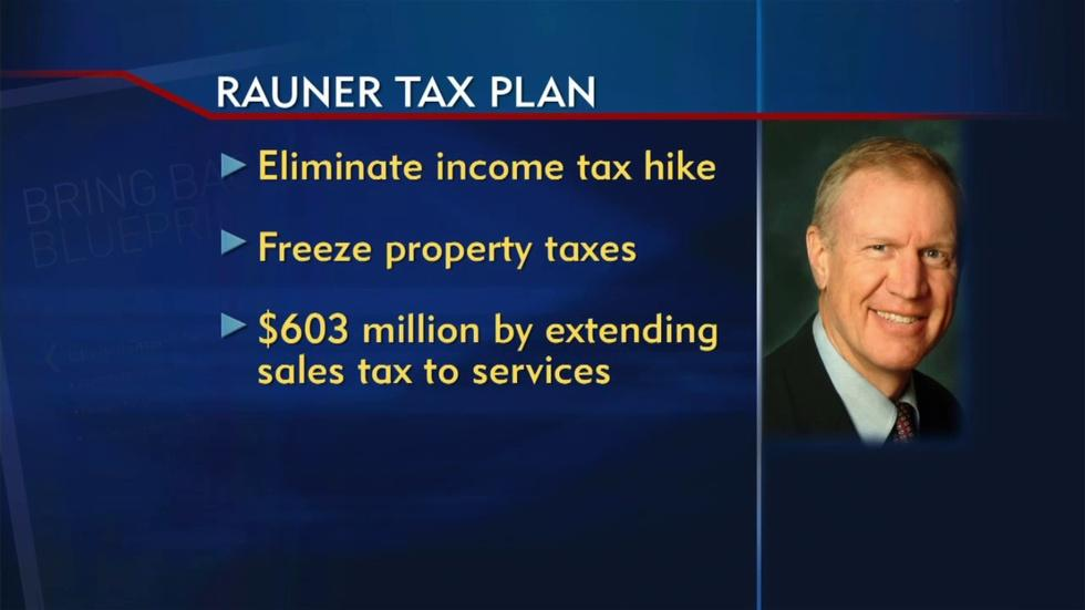 Rauner Unveils Comprehensive Tax Plan image