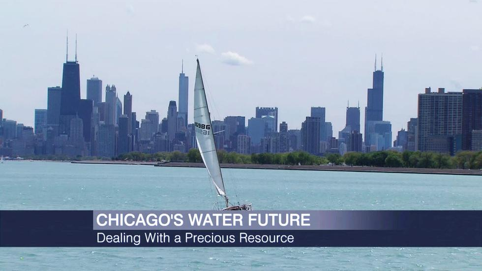 Water: Chicago in the 21st Century image