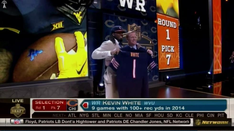 Big Cat' Williams on the NFL Draft image