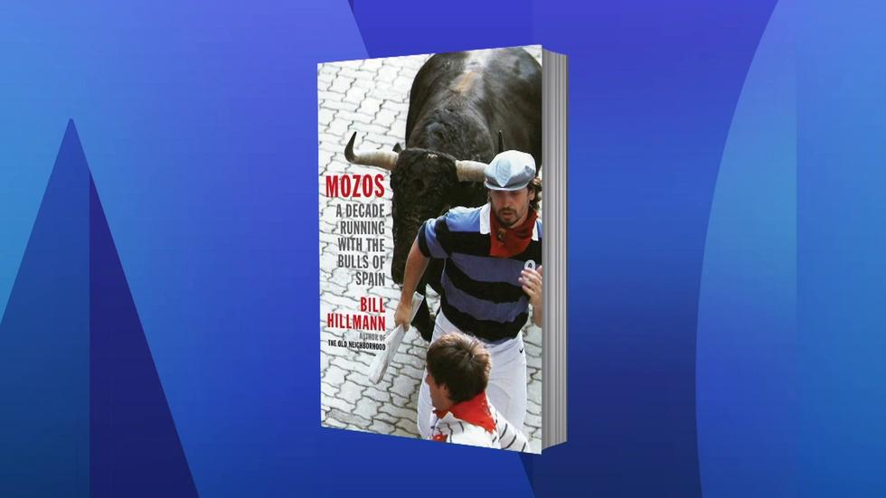 Man Gets Gored, Keeps Running with the Bulls image