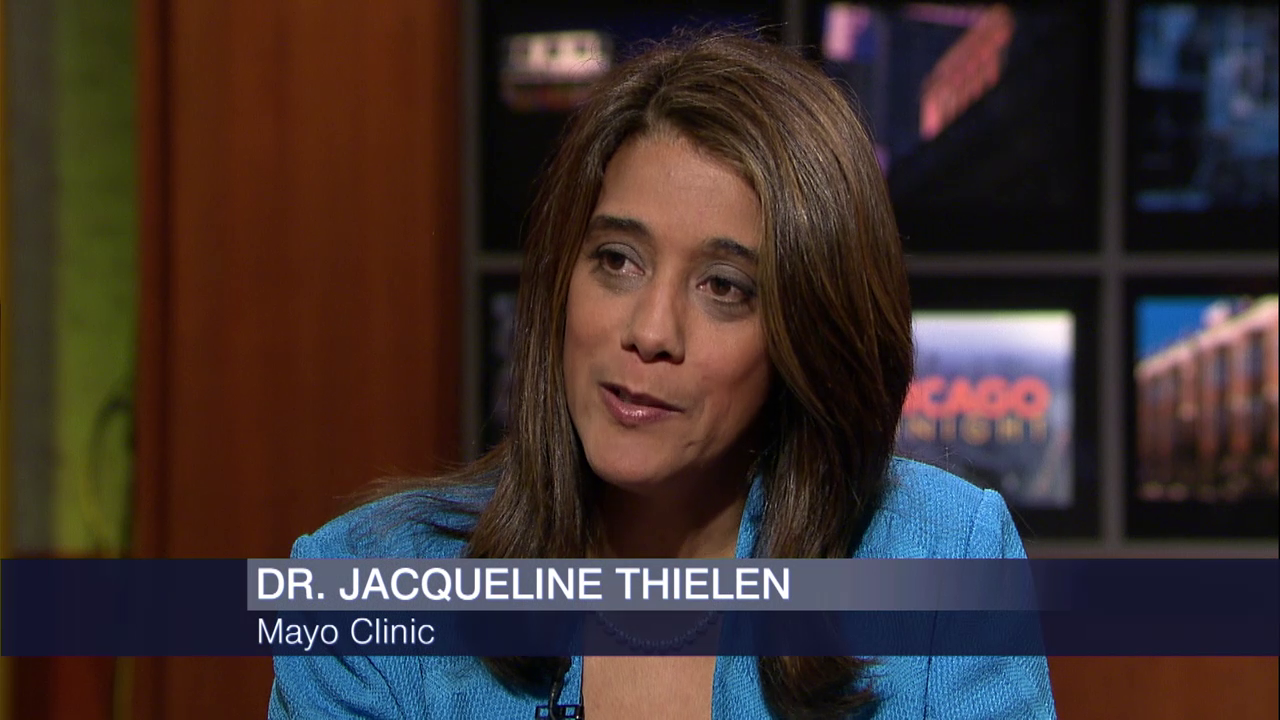 Mayo Clinic Doctor on Women's Health