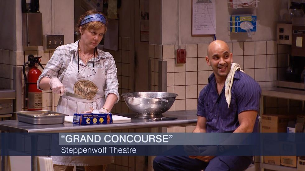July 21, 2015 - Hedy Weiss: Theater Reviews image