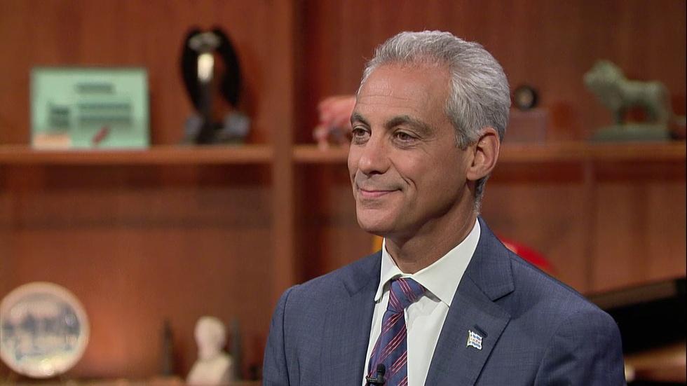 Mayor Emanuel Responds to Rauner's Challenge image