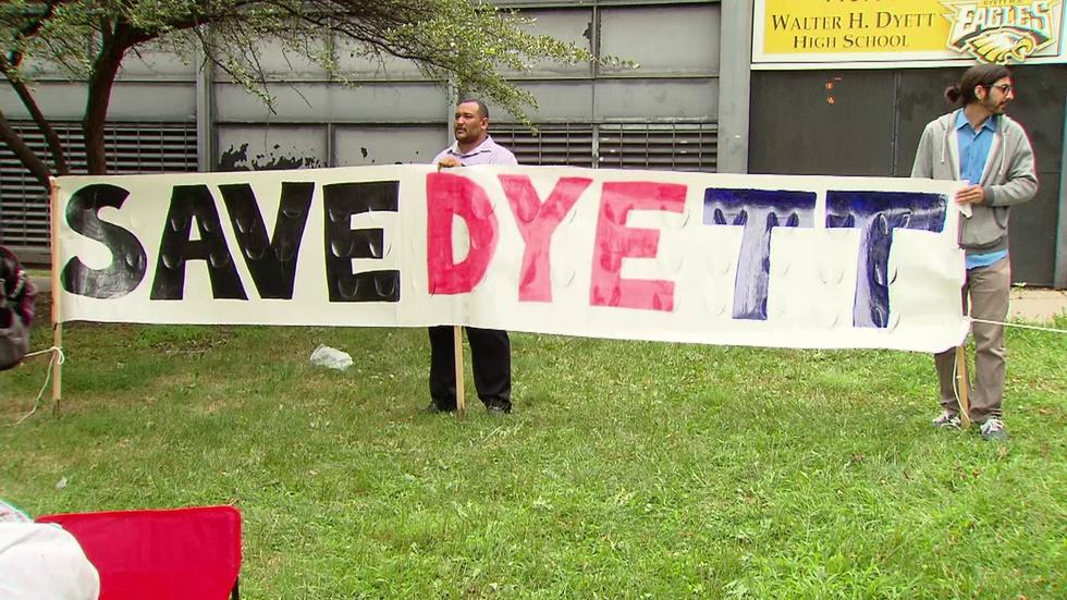 August 31, 2015 - The Fight Over Dyett High School image