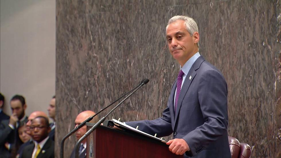 Emanuel's Budget Includes Property Tax image