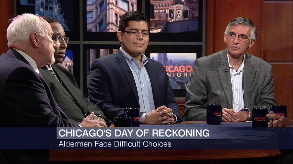 Chicago Aldermen React to Mayor's image