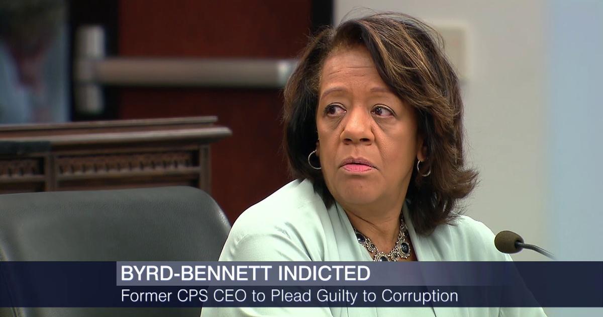 Former CPS CEO Barbara Byrd-Bennett