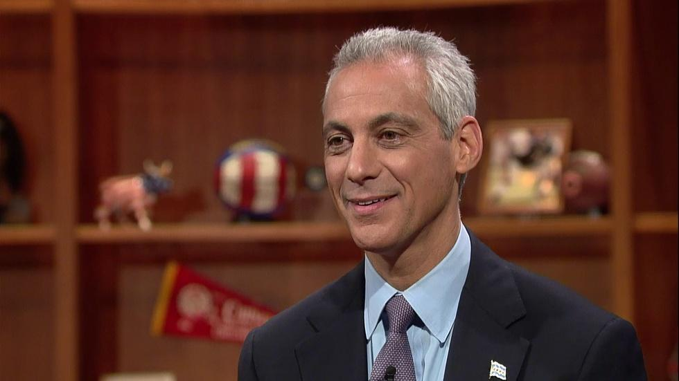 Mayor Emanuel on Taxes, Fees and Whether Budget Will Pass image