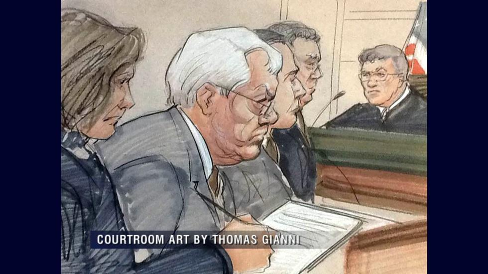 Dennis Hastert Pleads Guilty to Federal Charges image