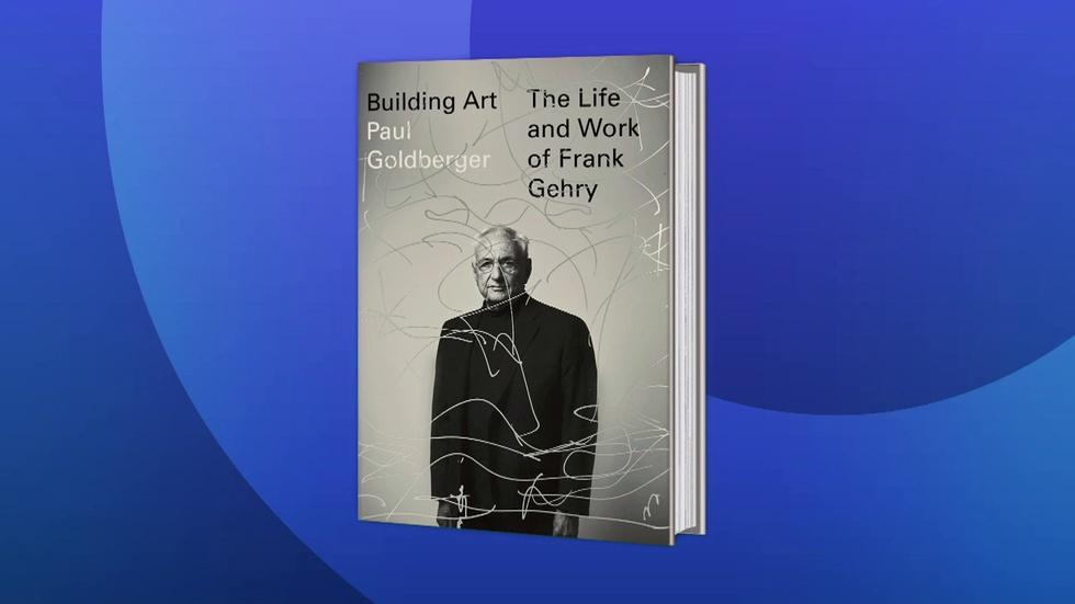 Frank Gehry's Career 'Building Art' Explored in New Book image