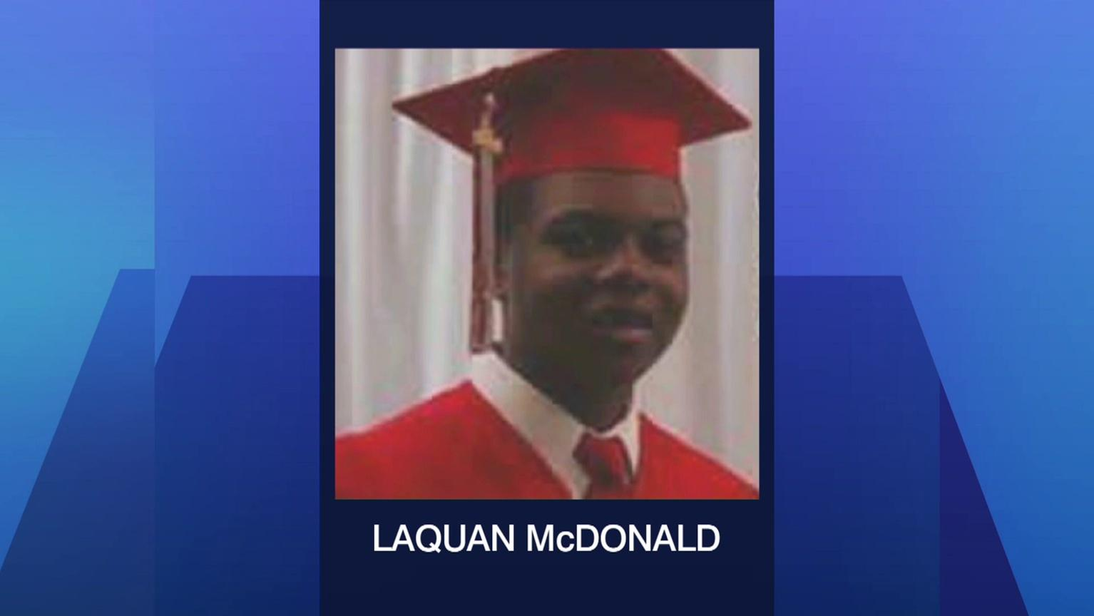 Chicago police have told their version of how 17yearold black teen Laquan McDonald died The autopsy tells a different story
