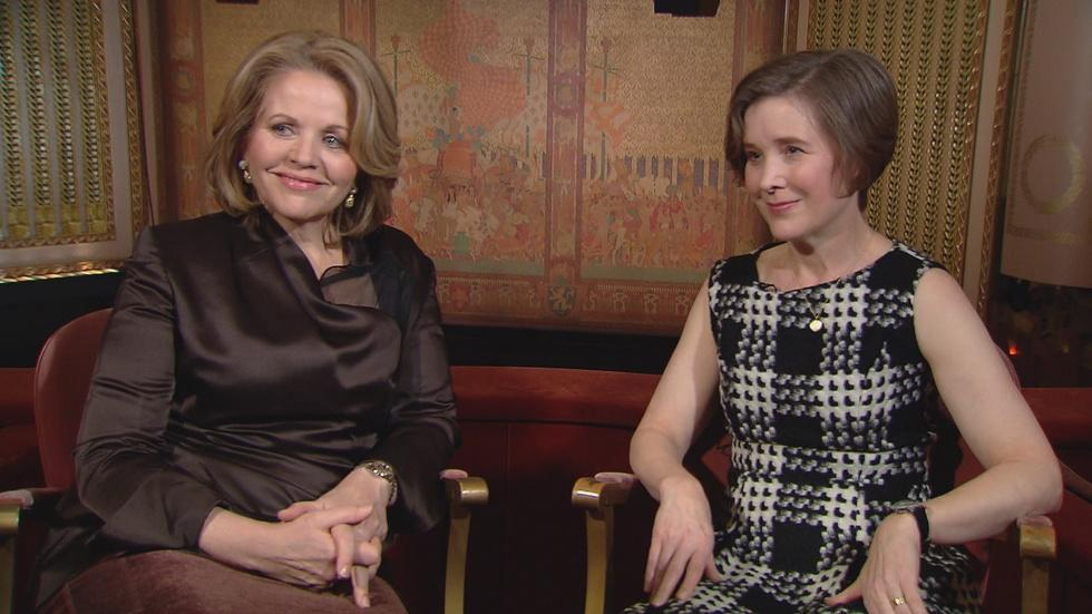 Web Extra: Bel Canto Interviews with Fleming and Patchett image