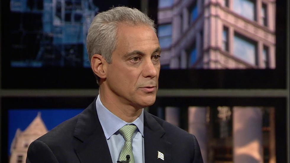 Mayor Emanuel on Police Reform, Accountability image