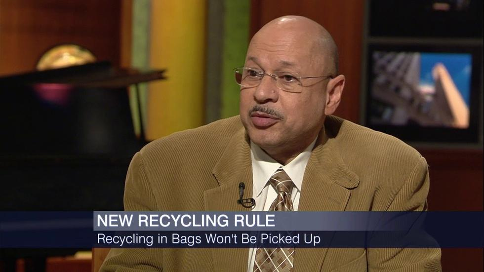 Recycling in Chicago: No More Plastic Bags, Says City image