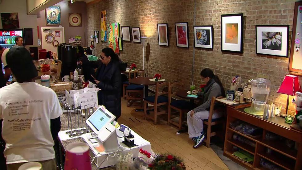 Curt's Cafe Serves Up Job Training, Food for Thought image