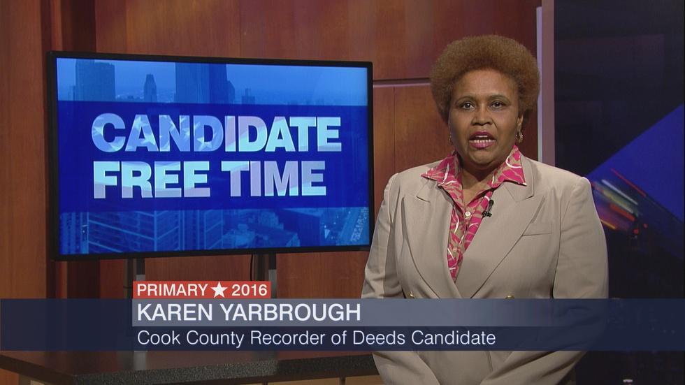 Candidate Free Time: Karen Yarbrough image