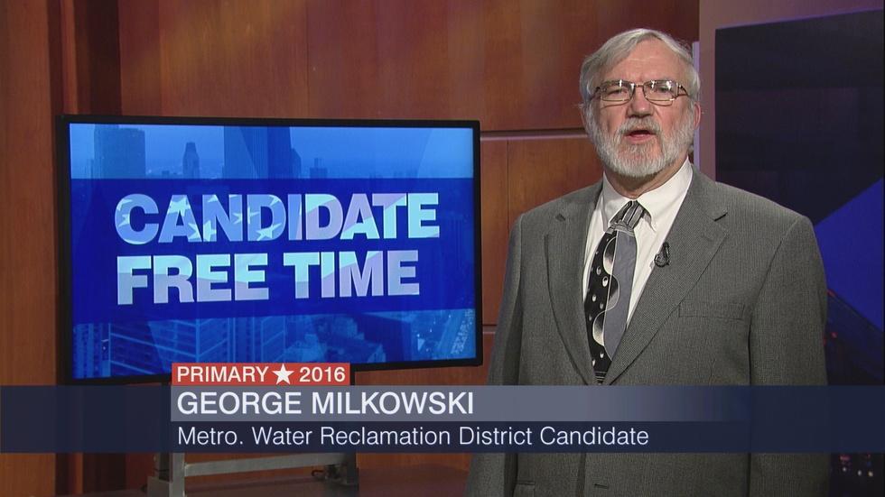 Candidate Free Time: George Milkowski image