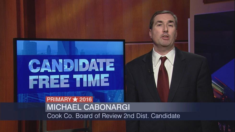 Candidate Free Time: Michael Cabonargi image