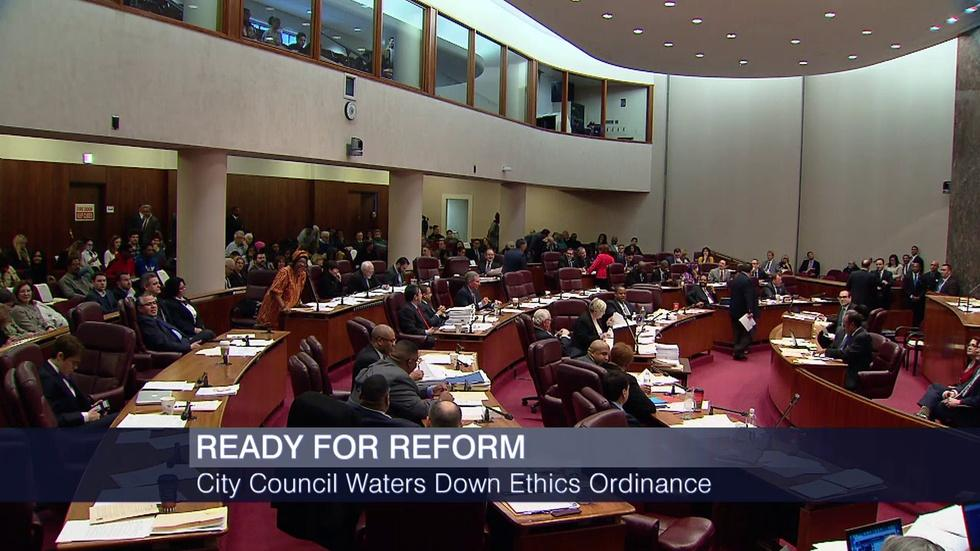 City Council Passes Watered-Down Version of IG Ordinance image