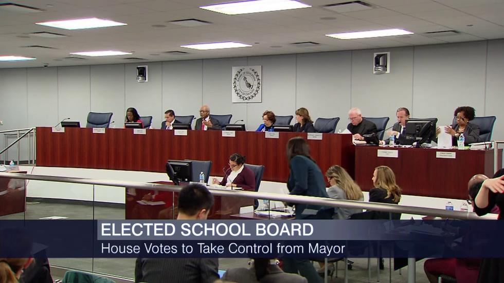 Elected CPS Board Gains Traction image
