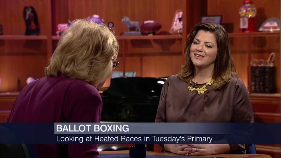 Ballot Boxing: Looking at Races in Tuesday's Primary image