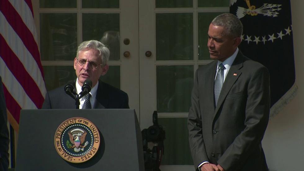 Obama Taps Chicago Native Merrick Garland for Supreme Court image
