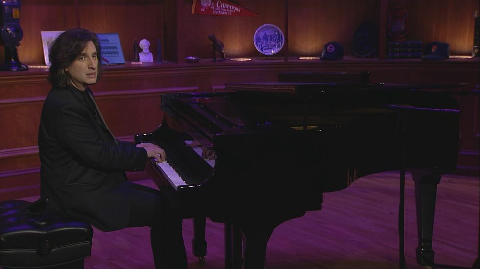 "Web Extra: Hershey Felder Performs ""What'll I do?"" image"