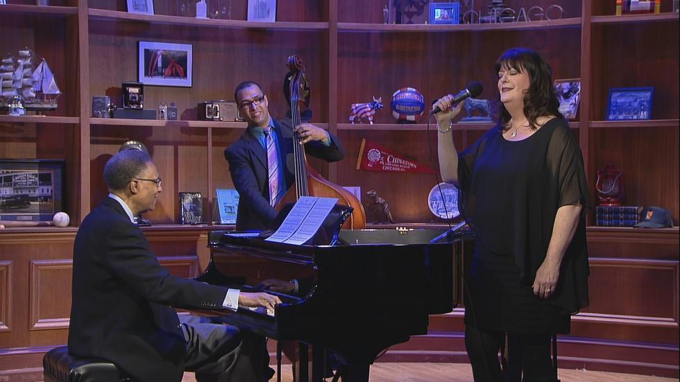 Web Extra: Ann Callaway Sings 'Misty' image