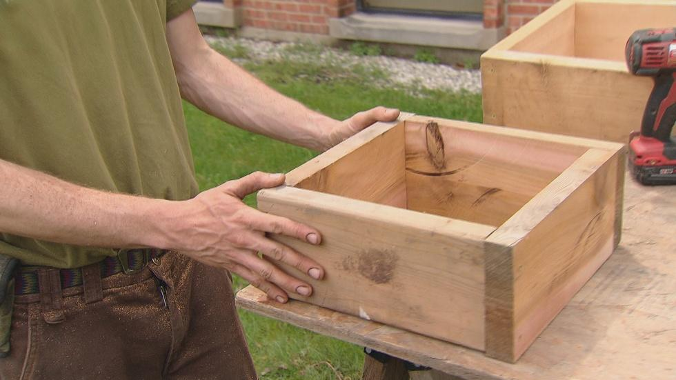 Web Extra: Build Your Own Garden Planter image