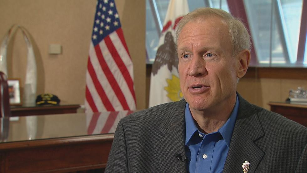 Web Extra: Rauner: Bankruptcy for CPS Might Be 'Best Option' image