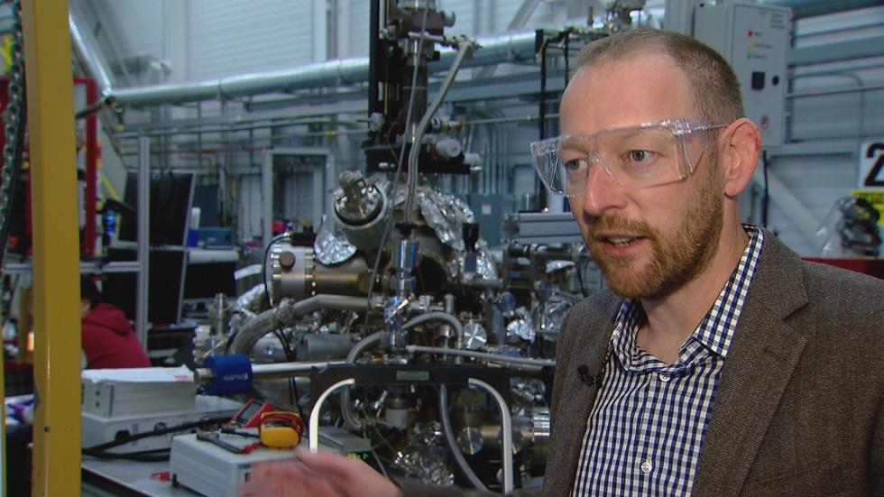 Web Extra: Argonne Scientists Talk About Tools, Research image