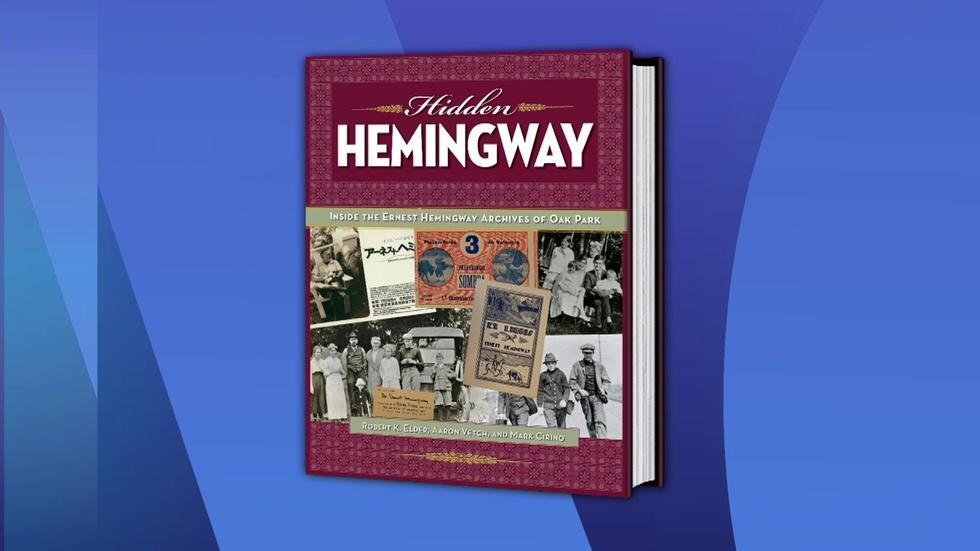 Oak Park Collections Reveal 'Hidden Hemingway' image