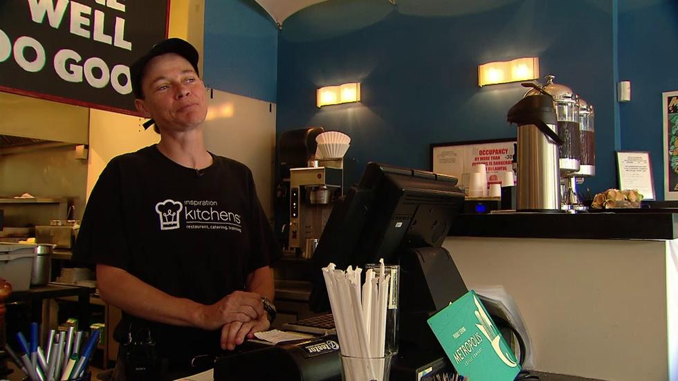 Uptown Restaurant with Mission to Help Homeless Closes image
