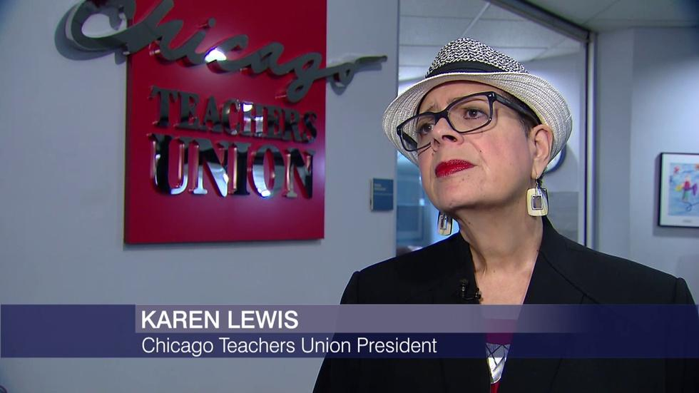 CTU Prepping Teachers for 'Strong Possibility' of Strike image