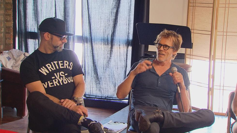 Web Extra: Kevin Bacon Speaks to Young Chicago Authors image