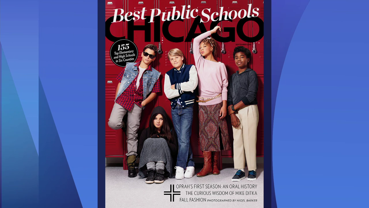 Video ranking chicago s schools and public education for Innovation consulting chicago