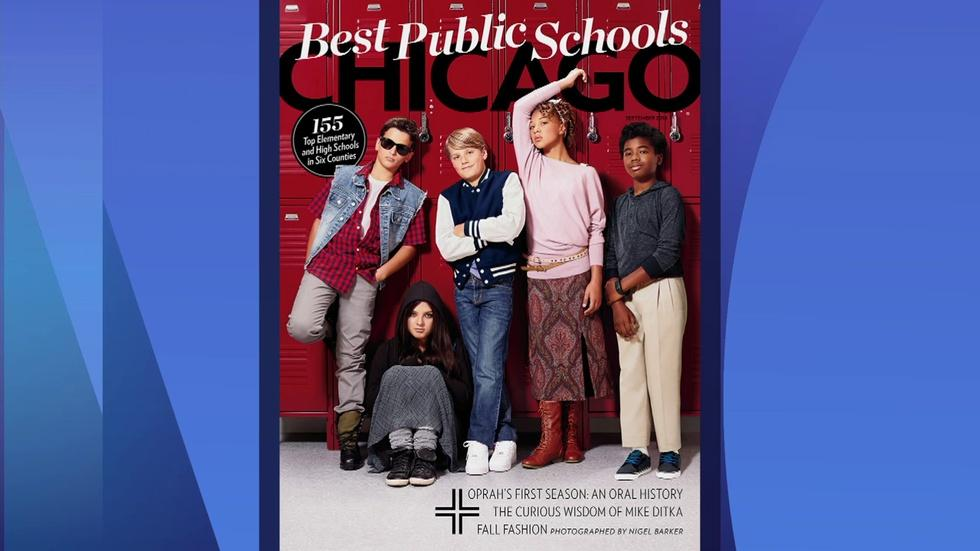 Ranking Chicago's Schools and Public Education Innovators image