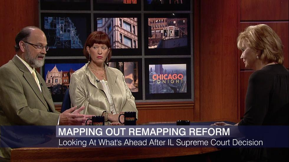 What's Next for Remap Reform in Illinois? Lawmakers Weigh In image