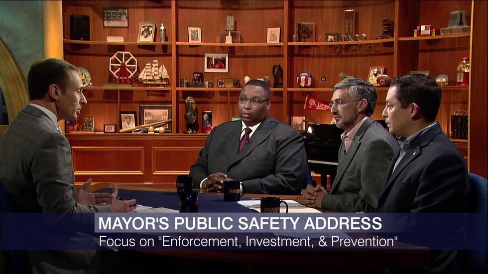 Aldermen React to Mayor Emanuel's Speech on Violence image