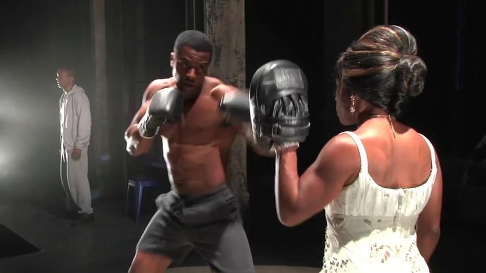 World Premiere 'Man in the Ring' More than a Boxing Story image