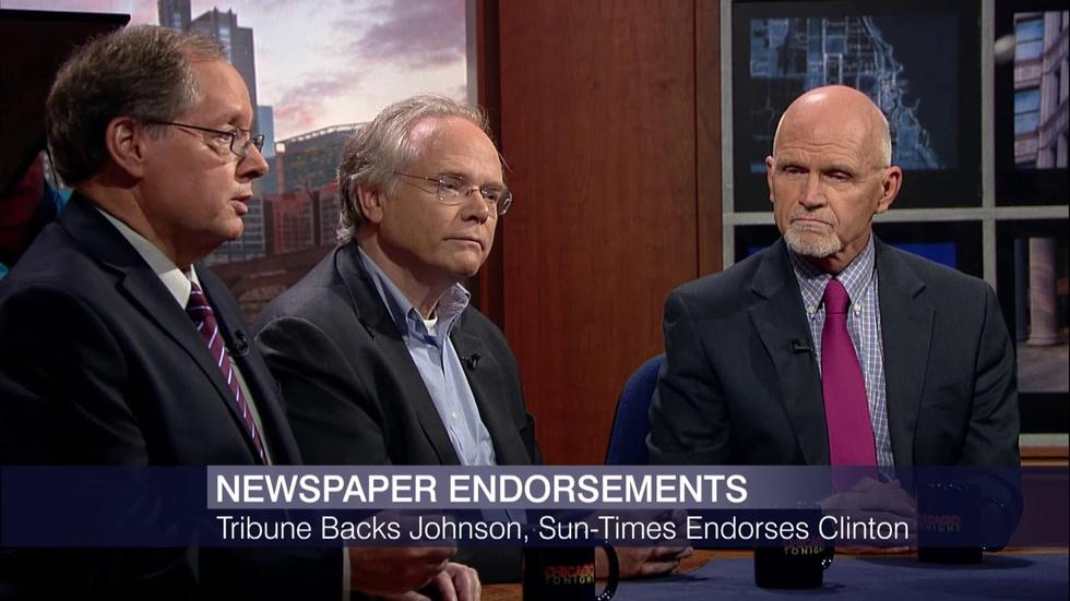 The Role of Newspaper Endorsements in Elections image