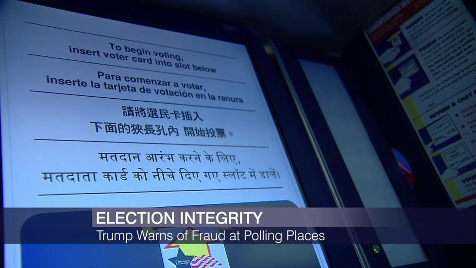Local Officials Scoff at Trump's Claims of 'Rigged Election' image