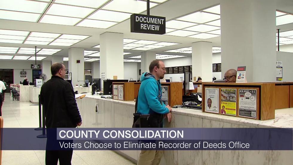 Cook County Voters Choose to Merge Clerk, Recorder of Deeds image