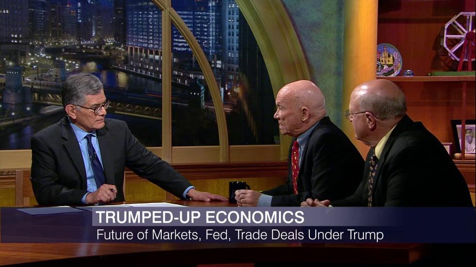 Economic Impact of a Trump Presidency on US, Global Markets image
